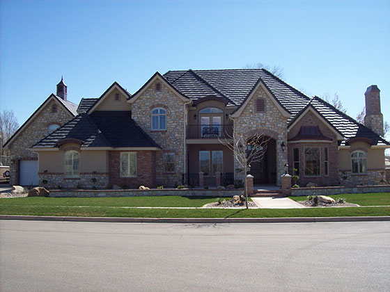 Affordable Low Cost House Plans 8,497 Sq. Ft. / 8 Bedroom + Den & 7 Bath / 2 Story W/Basement